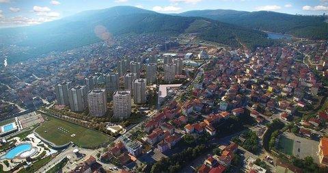 """Halk GYO ve Vakıf GYO'dan ortak proje; """"Bizimtepe Aydos"""""""