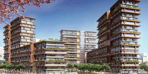 İnİstanbul Hayat'ta 3.800 TL peşinatla daireler!