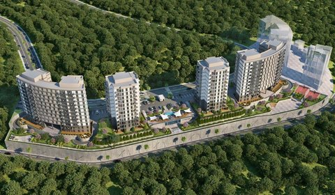 Sky Bahçeşehir'de yüzde 5 peşinat kampanyası