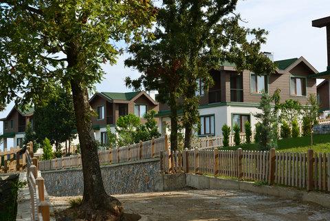 Naturalm Çiftlik Evleri'nde son 13 villa