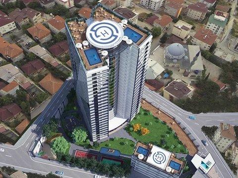 Hill Kartal'da daireler 225 bin TL'den başlıyor