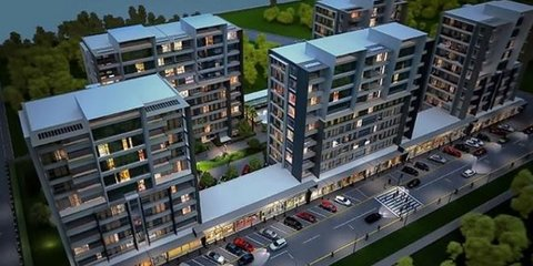 Bakırköy City'de dairelerin metrekaresi 12 bin TL!