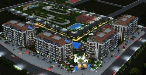 Mavişehir Residence'ta daire teslimi 2017'de!