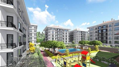 Prince Homes'de daireler 260 bin TL'den başlıyor