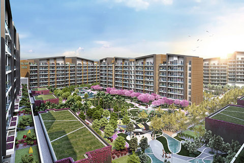 İzmir'in yeni projesinde daireler 208 bin TL