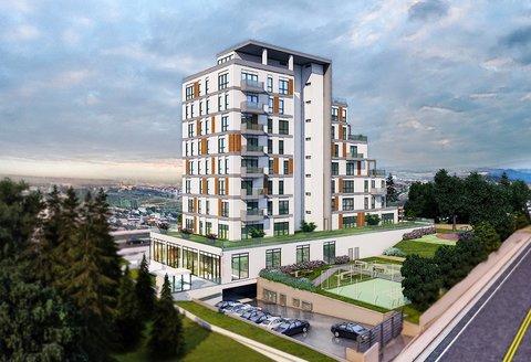 Aydos Yaşam'da daireler 350 bin TL'den başlıyor