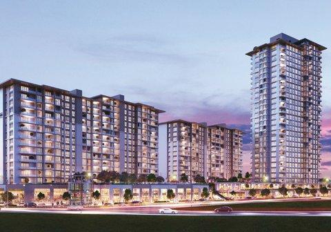 Nidapark Başakşehir'de 681 bin TL'den başlayan fiyatlar
