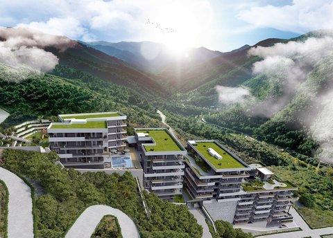 Bulut Orman'da 280 bin TL'ye daireler!